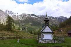 Kapelle_Gölbnerblickhütte