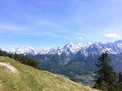 Bergpanorama