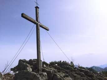 Spitzstein_Gipfelkreuz